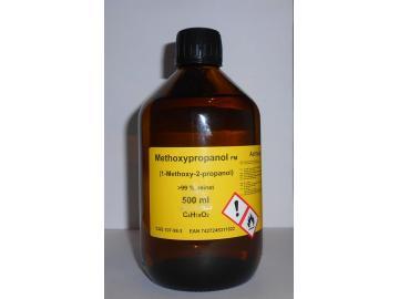500 ml Methoxypropanol 99%, Lösungsmittel für Druckfarben und Kunstharze